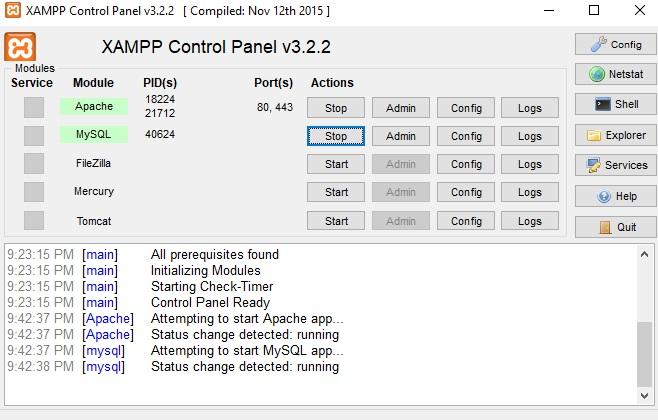 instalar_wordpress_xampp_configuracion_activado