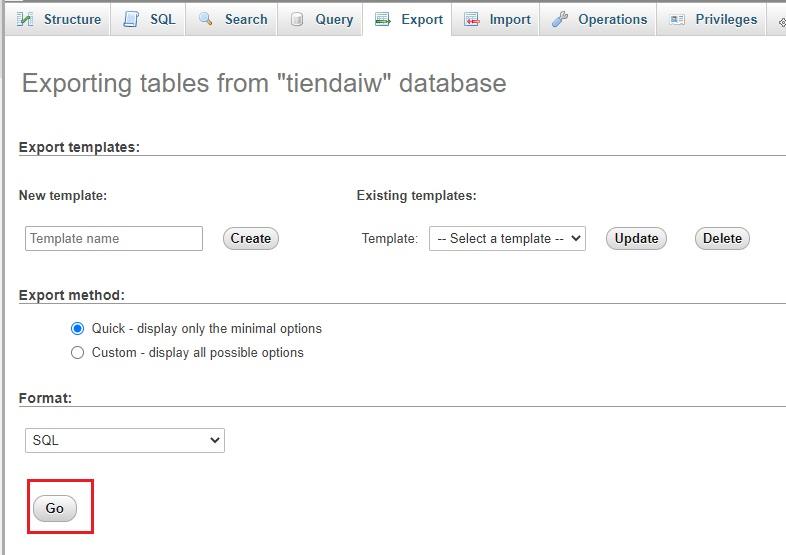migrar_sitio_wordpress_php_my_admin_export_base